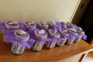 Themed Birthday Favors by 37 Beautiful Purple Decorations