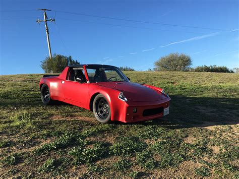 porsche 914 v8 for sale 1974 porsche 914 with a 400 hp v8