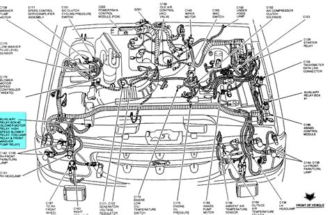 2003 ford explorer engine diagram pictures to pin on