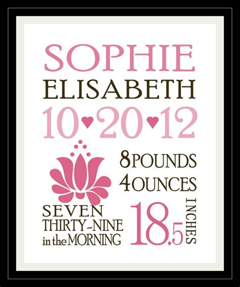 of great ideas free custom birth announcements template