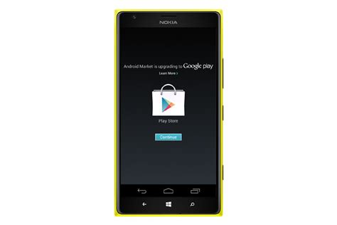 android on windows phone installer les applications android sur les windows phone