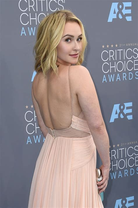 Choice Awards Hayden Panettiere by Hayden Panettiere Hair At The 2016 Critics Choice Awards
