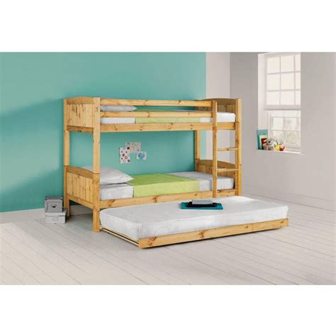 argos bunk beds with mattress buy home detachable bunk bed with trundle