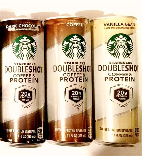 Protein Coffee 9 pack starbucks doubleshot coffee and protein variety