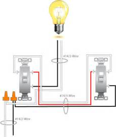 3 way switch wiring diagram variation 3 electrical
