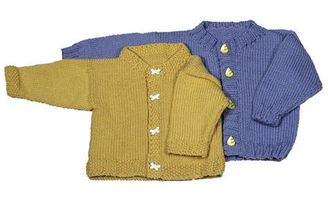 simple baby sweater to knit easy knitting pattern for baby cardigan sweaters