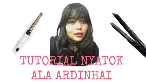 Catokan Elona tutorial catok rambut ala ardinhai ivg amara hair