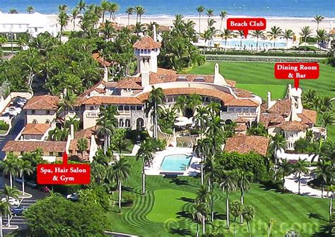 donald trump house exclusive photos of donald trump s giant palm beach estate