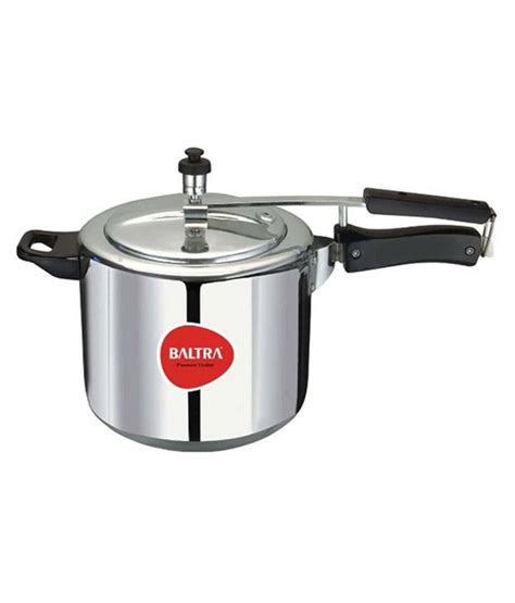 Maxim Presto Cooker 24 Cm 7 L baltra induction base pressure cooker 3 0 liter buy at best price in india snapdeal