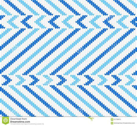 knit pattern vector seamless knitting pattern stock vector illustration of