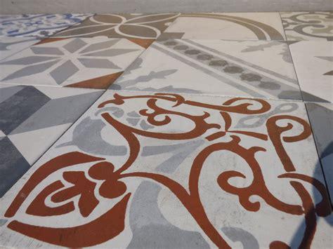 Pavimento Shabby Chic by Pavimento Cementine Shabby Chic 20 X 20 Cm