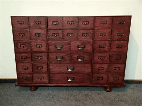 apothecary drawers ikea moppe apothecary ikea hackers combining several moppe