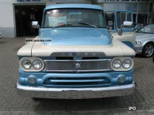 1960 dodge d100 ram built in 1960 car photo and specs