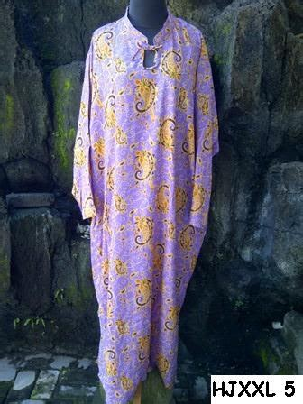 Gamis Jumbo Size Sd 1 baju bali murah daster haji big size