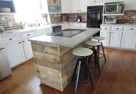 pallet kitchen island pallet projects for kitchen pallet ideas recycled upcycled pallets furniture projects