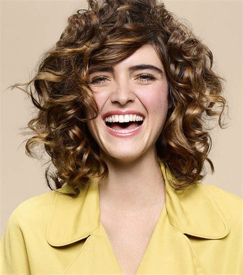 short bob hairstyles camille pra 1000 images about curly mid length hairstyles on