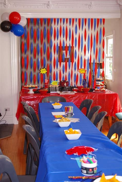 birthday themes spiderman diy spiderman birthday party ideas www imgkid com the