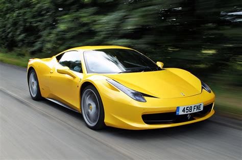 best second car best second ferraris used buying guide autocar