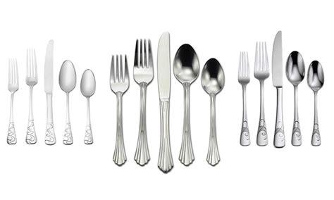 Oneida Serving Set Giveaway - oneida 20 piece stainless steel flatware set groupon
