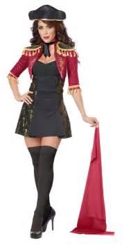 ladies matador costume 01142 fancy dress ball