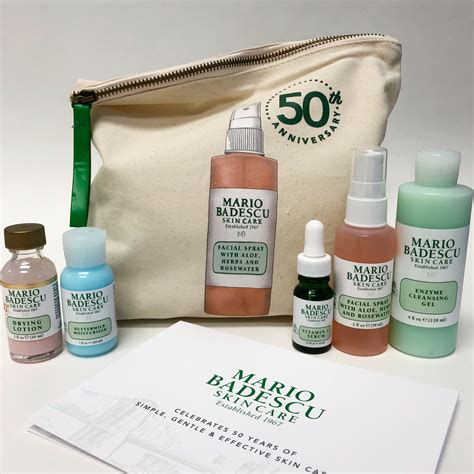 Mario Badescu Drying Lotion Limited new exclusive gift sets now on mariobadescu