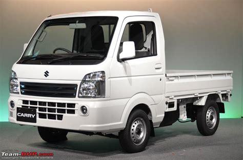 Suzuki Commercial Maruti Suzuki Looking To Foray Into Lcv Space Page 2