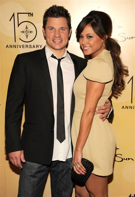 Lepaparazzi News Update Nick Lachey And Minnillo Split Rumours by Lachey Reveals Why She Took Nick Lachey S Last
