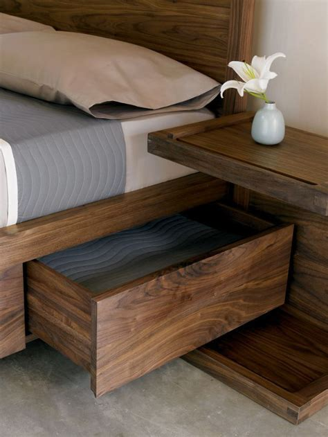 wooden bead table 25 best ideas about bed frame storage on diy