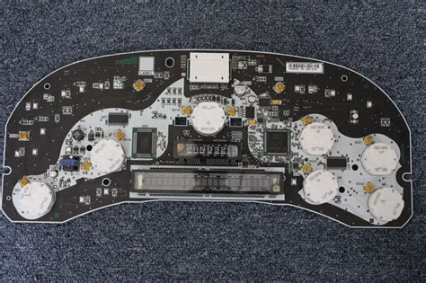 2005 chevy silverado instrument cluster lights brand new factory delphi instrument cluster pc board 2003