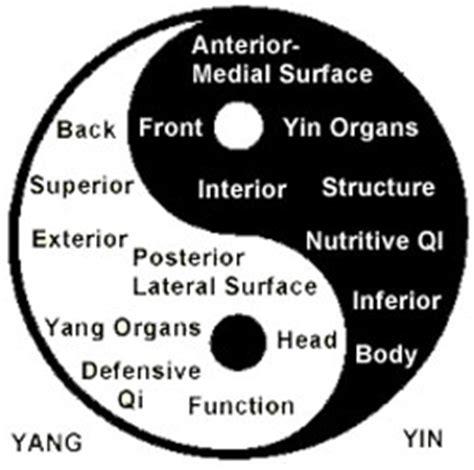 alimenti yin yang disharmony chronic and alternative medicine the