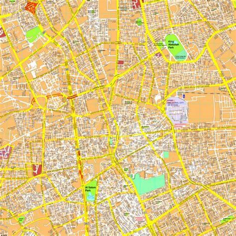 map of riyadh city riyadh map vector wall maps made in barcelona from