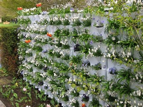 27 unique vertical gardening ideas with images planted well