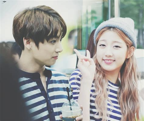bts jungkook 2017 the younger sister of jungkook of bts gets revealed and