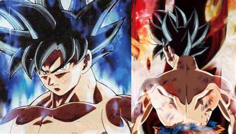 imagenes de goku ultima fase dragon ball super la nueva transformaci 243 n de gok 250 en el