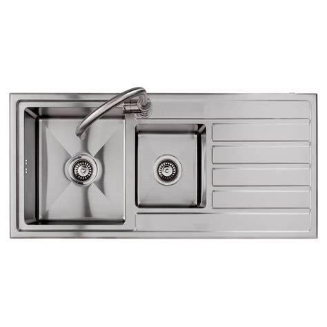 Kitchen Sink Waste Kit Luxury Handmade 1080x500mm Rh 1 5 Bowl Stainless Steel Kitchen Sink Waste Kit Ebay