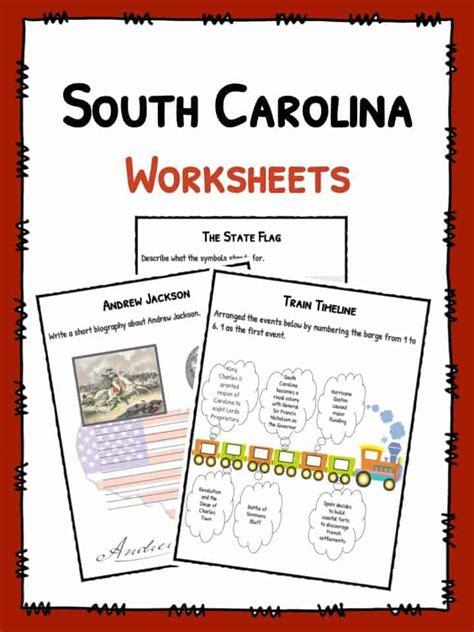 Carolina Worksheets by Geography Worksheets Lesson Plans Study Material For