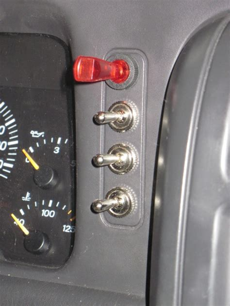 Custom Jeep Switches Custom Switch Box Thread Lets See Yours Jeep Forum