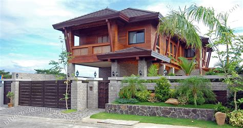 builder homes house designs philippines construction contractors