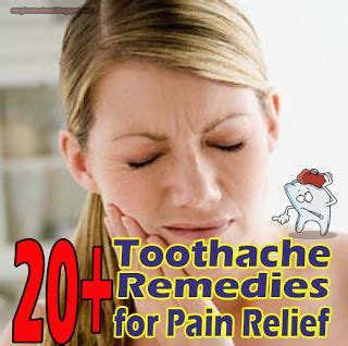 easy homestead 20 toothache remedies for relief