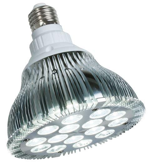 light bulb with two powerpar led ls parsource