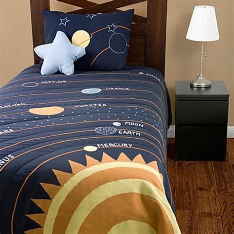solar system comforter set rizzy home rizkidz solar comforter set buybuy baby