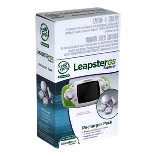 leapster charger leapstergs leapstergs explorer recharger battery pack