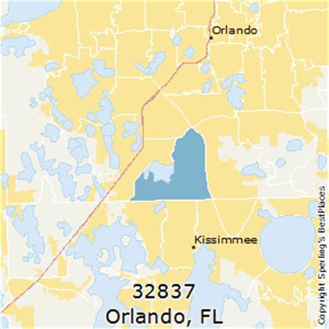 zip code map orlando best places to live in orlando zip 32837 florida