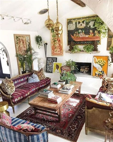 gypsy home decor best 25 bohemian living rooms ideas on pinterest