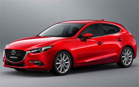 mazda new cars 2017 2019 mazda 3 hatchback redesign changes and release date