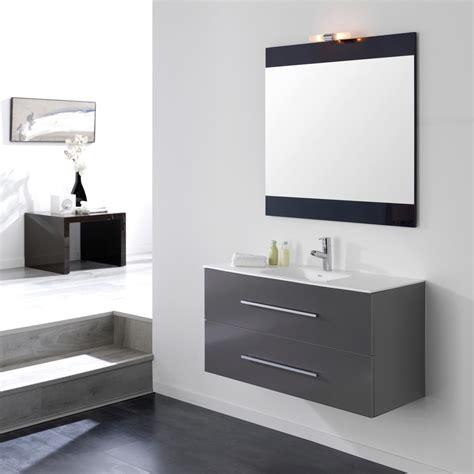 indogate salle de bain orange et gris