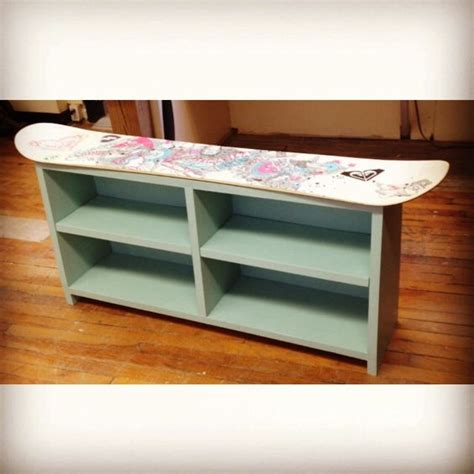 bench snowboard snowboards benches and upcycle on pinterest