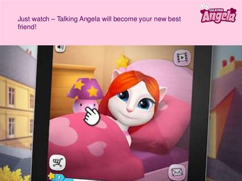 talking app the my talking angela app