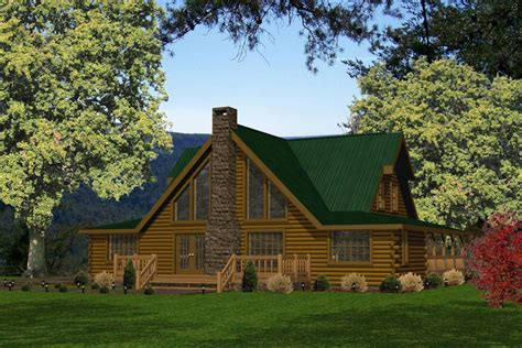 appalachian battle creek log homes