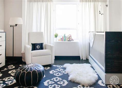 white rug for nursery nursery with black and white rug transitional nursery